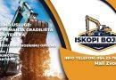 Грађевинска фирма Бојић 86 нуди вам врхунски изведене земљане радове по најповољнијим условима