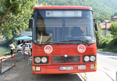 Посетиоци Сомовијаде подржали летњу кампању добровољног давалаштва крви