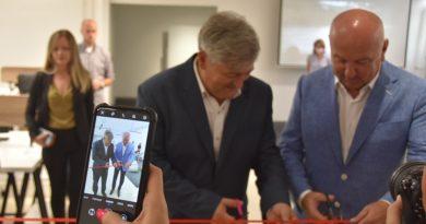 Министар Поповић отворио Центар за развој иновација у области заштите животне средине